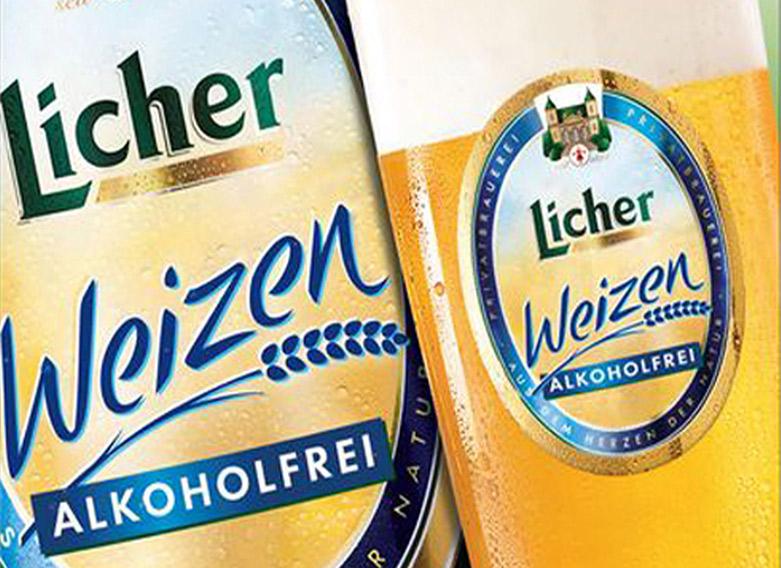 Licher Weizen Alkoholfrei