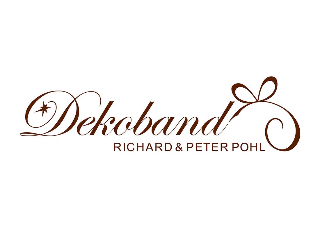 Logo, Dekoband