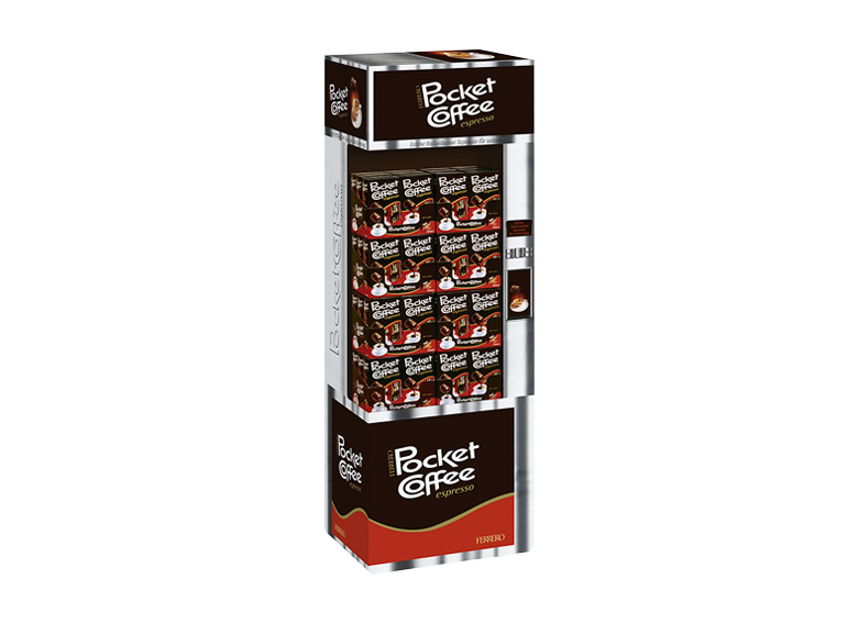 Pocket Coffee Espresso Automat